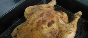 pollo sciroppo acero