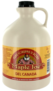 sciroppo acero Maple Joe