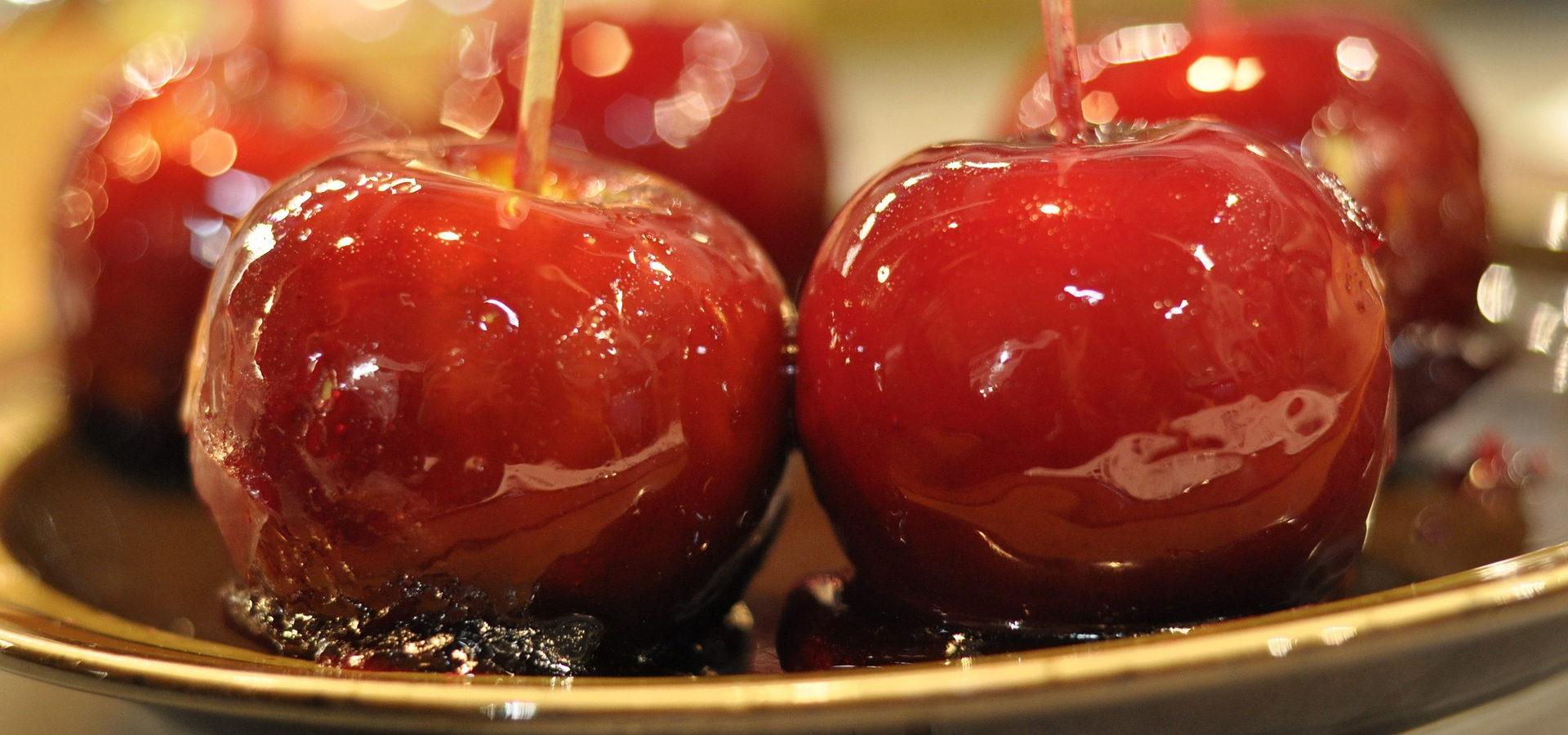 Mele Caramellate