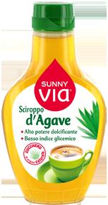 sciroppo agave Sunny Via