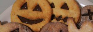 Biscotti per Halloween allo Sciroppo d'Acero
